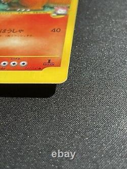 Très Rare Japonais 1ère Édition Pokemon Vs Lances Charizard 097/141