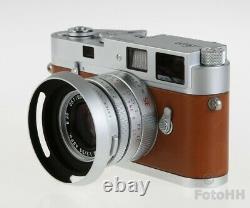 Très Rare Leica Hermes Leica Silver Chrome Mp (0,72) / Hermès Edition