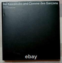 Très Rare Rei Kawakubo Et Comme Des Garcons Édition Japonaise