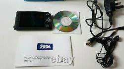 Très Rare Sega Vision Amusements Arcade Edition Limitée Caméra Numérique, Musique