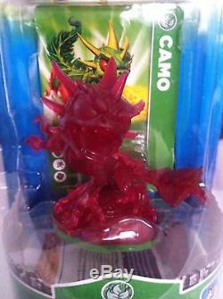 Très Rare Skylanders Fruit Punch Rouge Camo Variante Vhtf