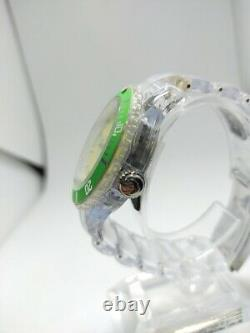 Une Montre-bracelet Ape De Bain Bape Lime Green Version Très Rare Bapex Du Japon