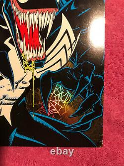 Venom Lethal Protector #1 Near Perfect High Grade Very Rare Gold Cover Variante
