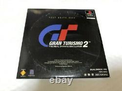 Version D'essai Gran Turismo 2 Test Drive Disc Très Rare