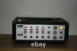 Version Très Rare Dynacord Echolette M 150 Tube Amplfier Avec 2 X El 34