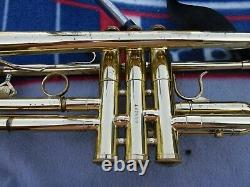 Very Rare Clark Terry Édition Olds Bb Trompette