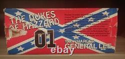 Very Rare Dukes Of Hazzard General Lee 118 1ère Édition Plaque De Licence Florida