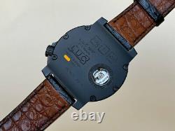 Very Rare New Chopard Luc 8hf Power Control Titanium Limited Edition Watch B&p