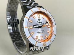 Very Rare New Zodiac Super Sea Wolf Limited Edition Watch Zo9268 En Full Set