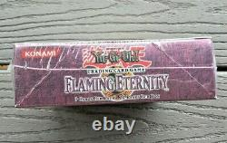 Yu-gi-oh Flaming Eternity 1ère Édition Booster Box 24 Packs 103030 Very Rare F/s