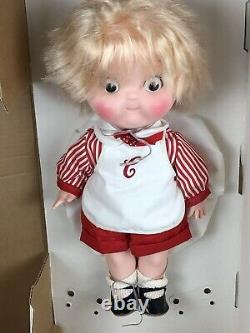 (très Rare) 17 Inch Campbell Kids Limited Edition Par World Doll Boxes 1 Tag