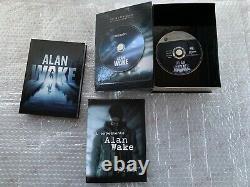 (xbox 360) Alan Wake Dossier De Presse Version Espagnole (very Rare)