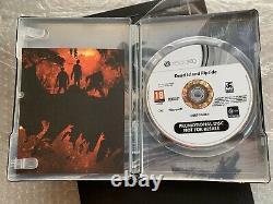 (xbox 360) Dead Island Riptide Zombie Bait Edition Dossier De Presse Très Rare